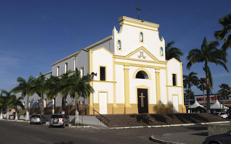 Igreja Matriz de N. Sr.a da Conceição.
